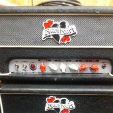Radios antiguas: AMPLIFICADOR VALVE AMP BLACKHEART BH15H HANDSOME DEVIL SERIES 1 FENDER ORANGE. Lote 103865347