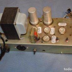 Radios antiguas: ANTIGUO - CHASIS / KIT - AMPLIFICADOR DE VÁLVULAS / LÁMPARAS - HAZME OFERTA. Lote 103985771