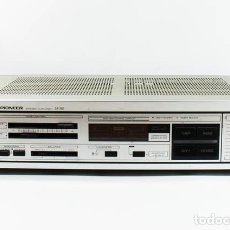 Radios antiguas: AMLIFICADOR VNTAGE PIONEER STERO AMPLIFIER SA-760. Lote 104972995