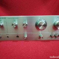 Radios antiguas: AMPLIFICADOR ONKYO A3000 1979 . Lote 105010911