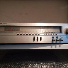 Radios antiguas: GRUNDIG T1000 TUNER ANALÓGICO HI-FI COMPLETO. Lote 105376928