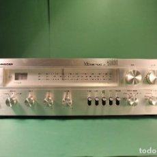 Radios antiguas: RADIO AMPLIFICADOR SCHNEIDER 4000 HIFI SOUND 170 W. Lote 107486603