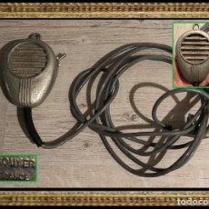 Radios antiguas: ANTIGUO MICRO BOUYER FRANCE - ALTAVOZ DE ANTAN USADO EN LOS CIRCOS. Lote 111969959