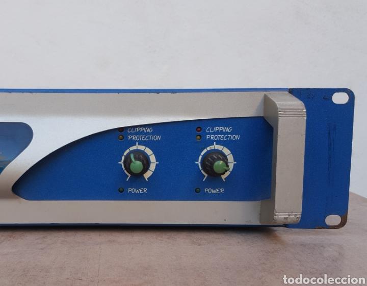 Radios antiguas: Etapa de potencia Acoustic Control UP-305 - Foto 4 - 112187867