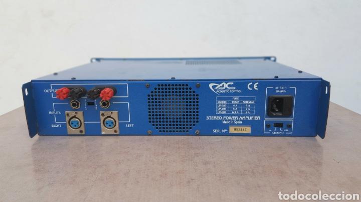 Radios antiguas: Etapa de potencia Acoustic Control UP-305 - Foto 7 - 112187867