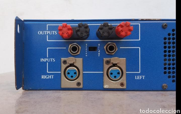 Radios antiguas: Etapa de potencia Acoustic Control UP-305 - Foto 10 - 112187867
