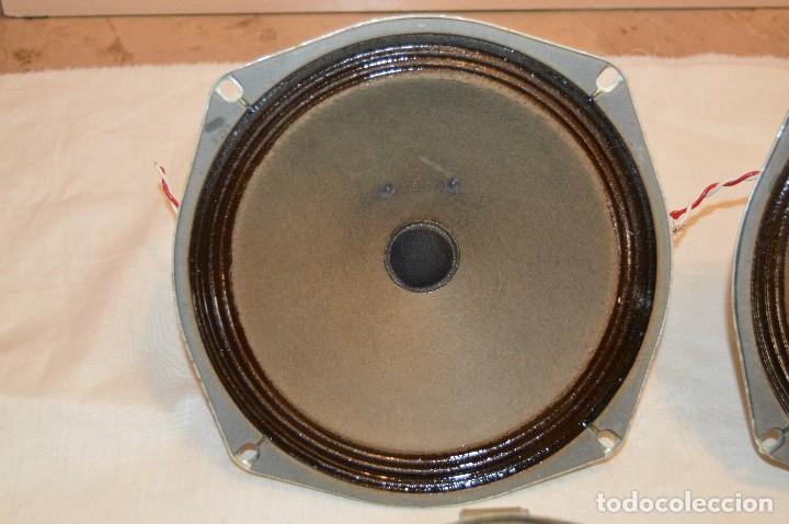 Radios antiguas: Vintage - ROSELSON HIFI - Conjunto altavoces para amplificador de válvulas - Muy buen estado ¡Mira! - Foto 9 - 112521251