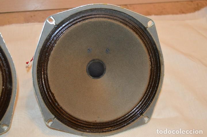Radios antiguas: Vintage - ROSELSON HIFI - Conjunto altavoces para amplificador de válvulas - Muy buen estado ¡Mira! - Foto 10 - 112521251