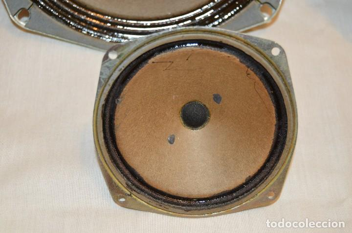 Radios antiguas: Vintage - ROSELSON HIFI - Conjunto altavoces para amplificador de válvulas - Muy buen estado ¡Mira! - Foto 11 - 112521251