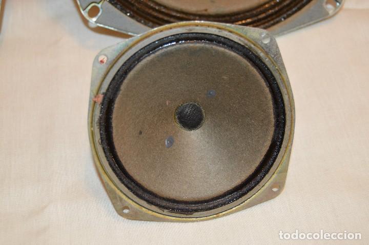 Radios antiguas: Vintage - ROSELSON HIFI - Conjunto altavoces para amplificador de válvulas - Muy buen estado ¡Mira! - Foto 12 - 112521251