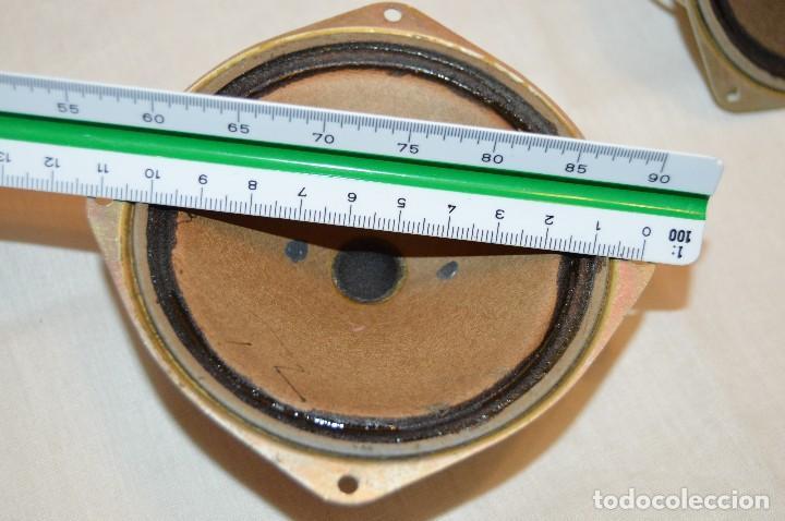 Radios antiguas: Vintage - ROSELSON HIFI - Conjunto altavoces para amplificador de válvulas - Muy buen estado ¡Mira! - Foto 13 - 112521251