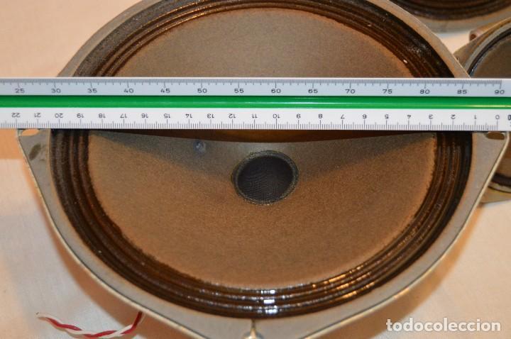 Radios antiguas: Vintage - ROSELSON HIFI - Conjunto altavoces para amplificador de válvulas - Muy buen estado ¡Mira! - Foto 14 - 112521251