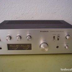 Radios antiguas: AMPLIFICADOR FRONTECH SA-3300 . Lote 113024255