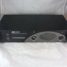 Radios antiguas: AUDIOPHONY AS-220 ETAPA DE POTENCIA 2 X 120W - AMPLIFICADOR. Lote 115122823
