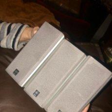 Radios antiguas: 3 ALTAVOCES DE GRAN CALIDAD DE LA PRESTIGIOSA MARCA YAMAHA MODEL NX-230 P. Lote 115974367