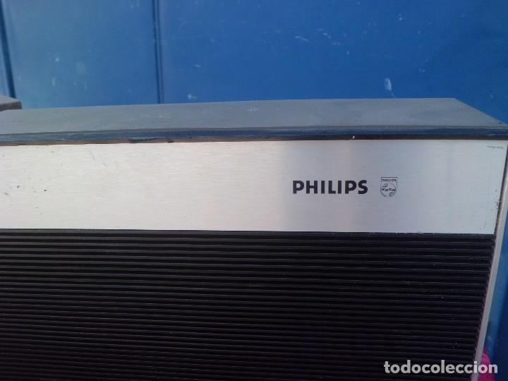 Radios antiguas: ALTAVOCES ALTA FIDELIDAD AÑOS 70 PHILIPS - Foto 4 - 117328203