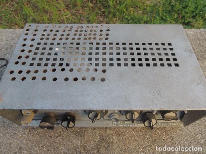 Radios antiguas: AMPLIFICADOR HIFI MULTI - Foto 8 - 127970043