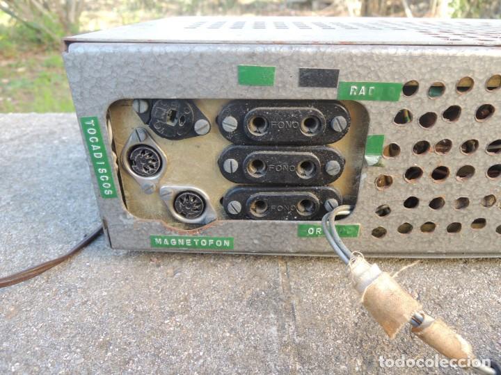 Radios antiguas: AMPLIFICADOR HIFI MULTI - Foto 14 - 127970043