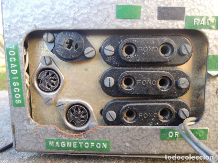 Radios antiguas: AMPLIFICADOR HIFI MULTI - Foto 19 - 127970043