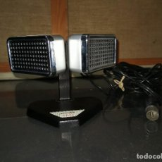 Radios antiguas: MICROFONO STEREO PHILIPS AÑOS 70. Lote 118541575
