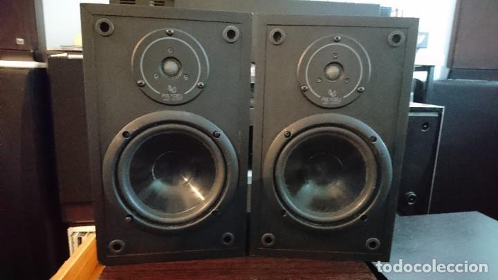 Radios antiguas: ALTAVOCES TOP GAMA - MONITORES DE ESTUDIO - INFINITY SM 62 - UPGRADE-TUNING ESPECIAL - CON VIDEO - Foto 3 - 119535231