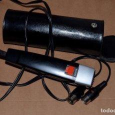 Radios antiguas: MICRÓFONO PHILIPS VINTAGE + ESTUCHE. Lote 122469359