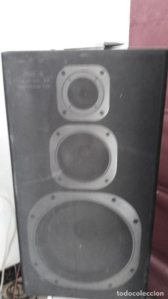 JAMO BAFLE STUDIO 135W PICO 100W RMS 3 VÍAS GRANDE (Radios, Gramófonos, Grabadoras y Otros - Amplificadores y Micrófonos de Válvulas)