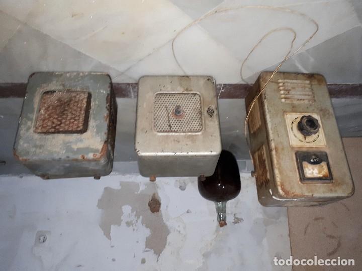 Radios antiguas: Amplificadores cine - Foto 3 - 76888447