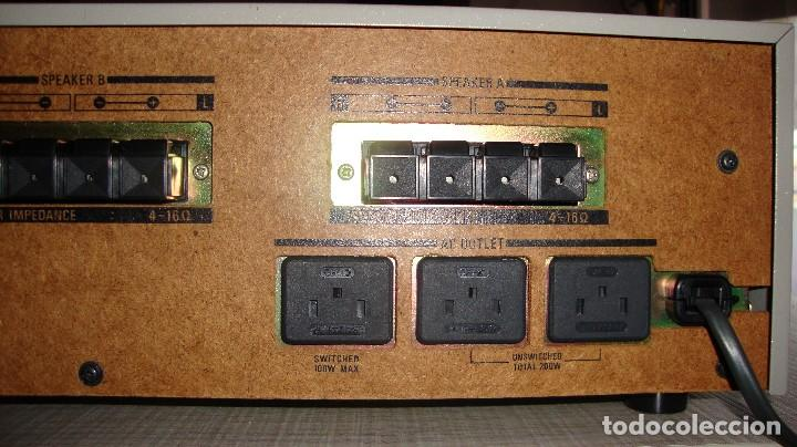 Radios antiguas: AMPLIFICADOR SONY - Foto 5 - 128910207