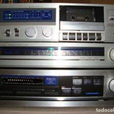 Radios antiguas: AMPLIFICADOR JVC. Lote 128911147