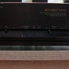 Radios antiguas: AMPLIFICADOR AKAI. Lote 128912027