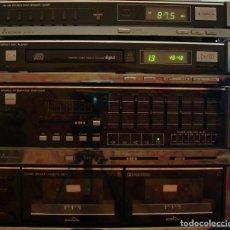 Radios antiguas: AMPLIFICADOR,CD,SINTONIZADOR MITSUBISHI. Lote 128912395