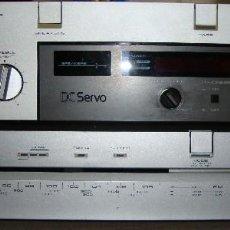 Radios antiguas: AMPLIFICADOR AKAI. Lote 128915731