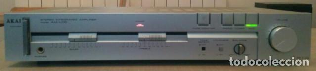 Radios antiguas: AMPLIFICADOR AKAI - Foto 2 - 128916859