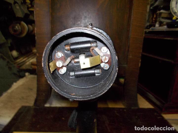 Radios antiguas: Microfono - Foto 3 - 132934610