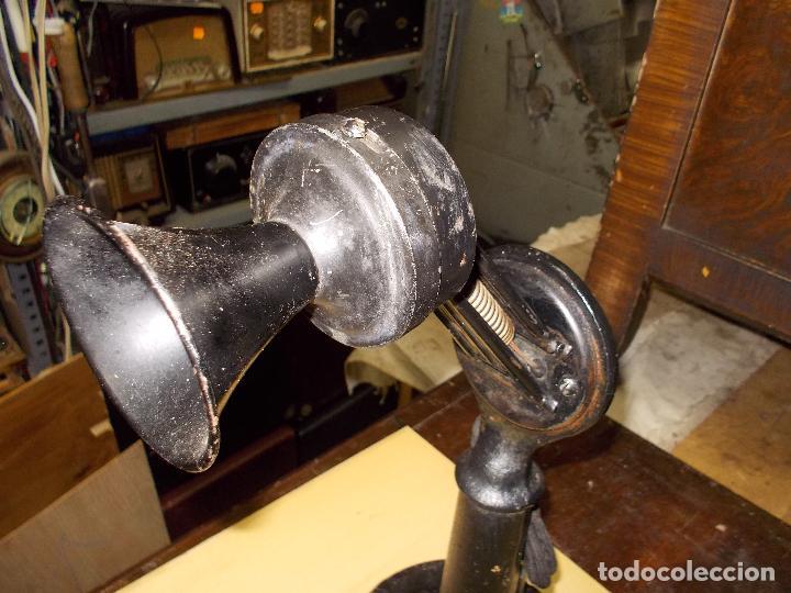 Radios antiguas: Microfono - Foto 16 - 132934610