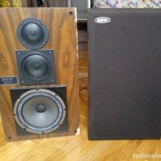 Radios antiguas: DOS ALTAVOCES MARTIN, SUPERSOUND SYSTEMUSA,. Lote 133630934