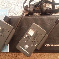 Radios antiguas: TRANSMISOR SENNHEISER SK 1011. Lote 133649182