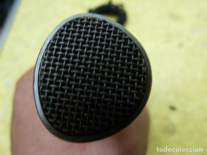 Radios antiguas: MICROFONO SONY MODELO SM-MS907 - Foto 7 - 133742178