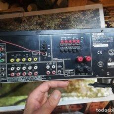 Radios antiguas: AMPLIFICADOR YAMAHA RX V361 NATURAL SOUND.CON MANDO ORIGINAL.. Lote 135048946