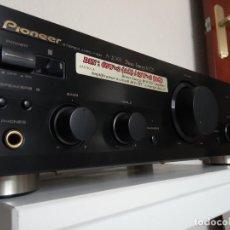 Radios antiguas: GRAN AMPLIFICADOR PIONEER MODEL. A-209R - DIRECT ENERGY MOS / MUY BUSCADO / DESCATALOGADO!!!. Lote 203802416