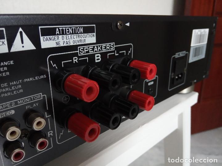 Radios antiguas: GRAN AMPLIFICADOR PIONEER MODEL. A-209R - Direct Energy MOS / MUY BUSCADO / DESCATALOGADO!!! - Foto 10 - 136722698