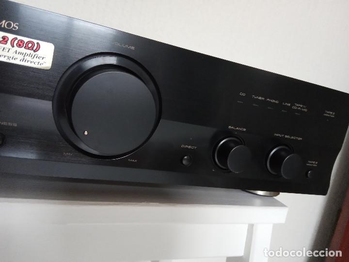 Radios antiguas: GRAN AMPLIFICADOR PIONEER MODEL. A-209R - Direct Energy MOS / MUY BUSCADO / DESCATALOGADO!!! - Foto 15 - 136722698