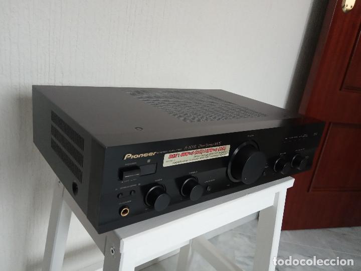 Radios antiguas: GRAN AMPLIFICADOR PIONEER MODEL. A-209R - Direct Energy MOS / MUY BUSCADO / DESCATALOGADO!!! - Foto 16 - 136722698