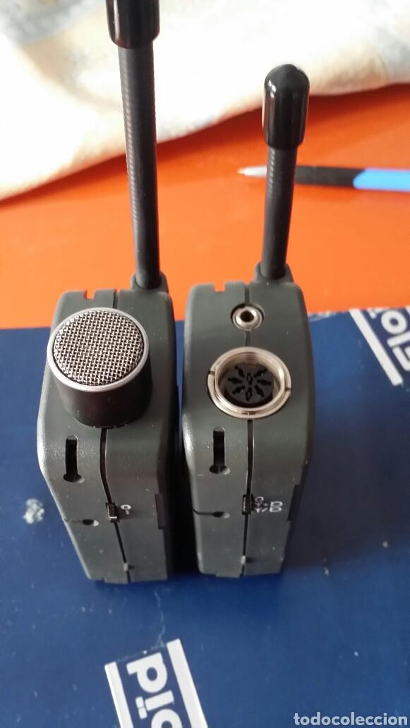Radios antiguas: Transmisor Sennheiser SK 1011 - Foto 12 - 133649182