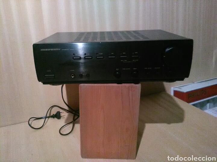 AMPLIFICADOR MARANTZ PM-43 (Radios, Gramófonos, Grabadoras y Otros - Amplificadores y Micrófonos de Válvulas)