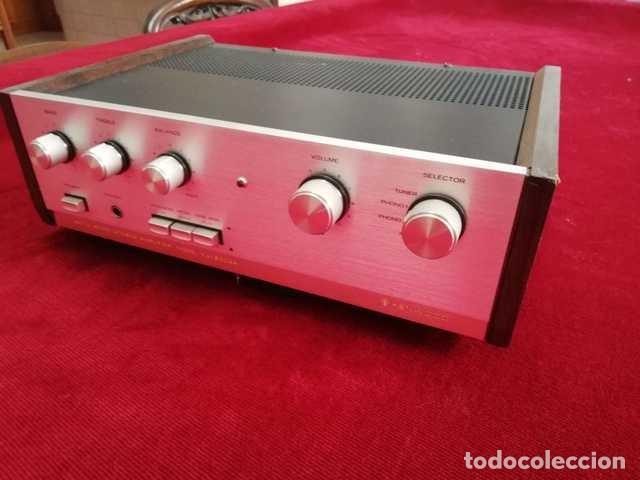 AMPLIFICADOR KENWOOD, KA-2002A (Radios, Gramófonos, Grabadoras y Otros - Amplificadores y Micrófonos de Válvulas)