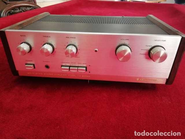 Radios antiguas: AMPLIFICADOR KENWOOD, KA-2002A - Foto 2 - 138140838