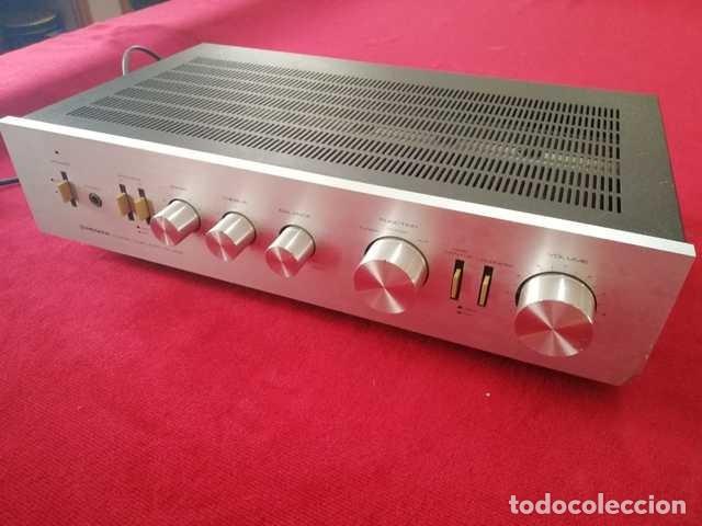 Radios antiguas: AMPLIFICADOR PIONEER, SA 408 - Foto 2 - 138142090