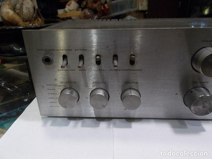 Radios antiguas: AMPLIFICADOR VIETA AT- 230 (G) - Foto 2 - 139088606